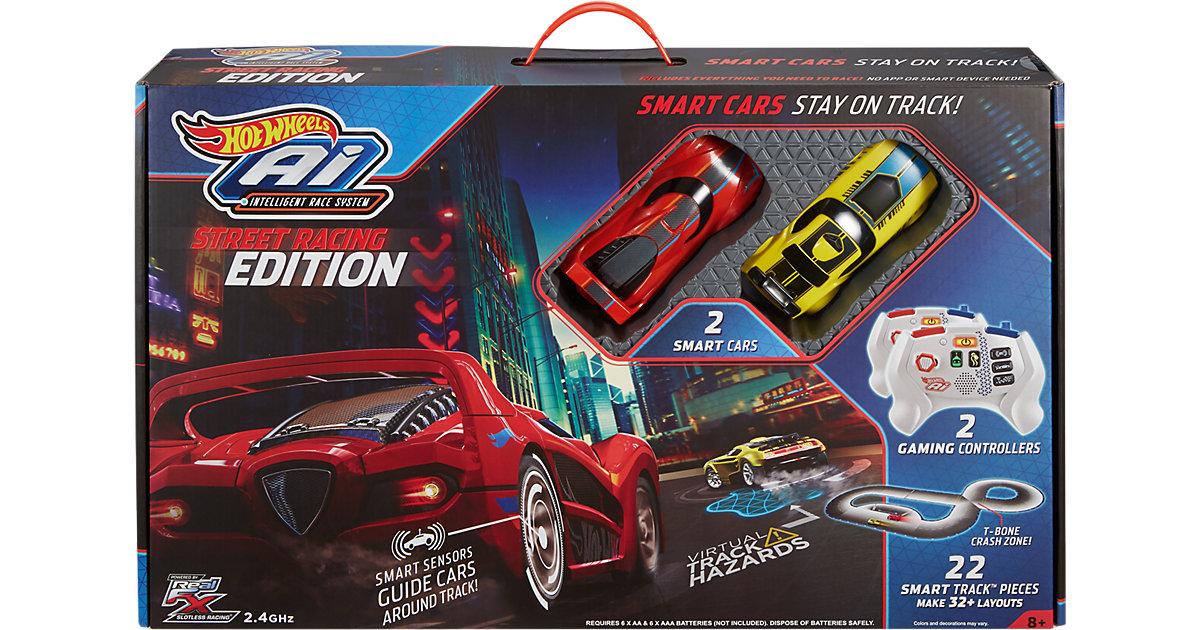 Mattel · Hot Wheels Ai Starter Kit 2.0 Street Racing