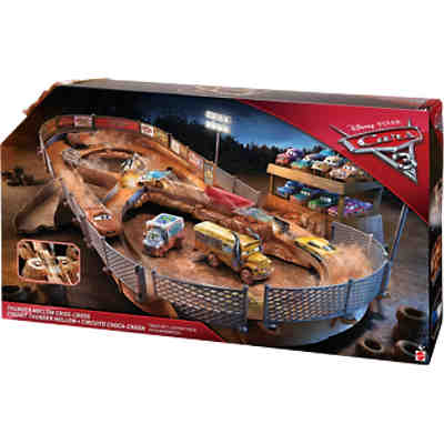 Disney Cars 3 Thunder Hollow Crash-Arena