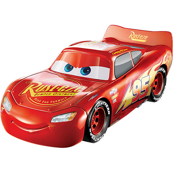 Disney Cars 3 3 In 1 Rennfahrzeug Lightning Mcqueen Disney Cars