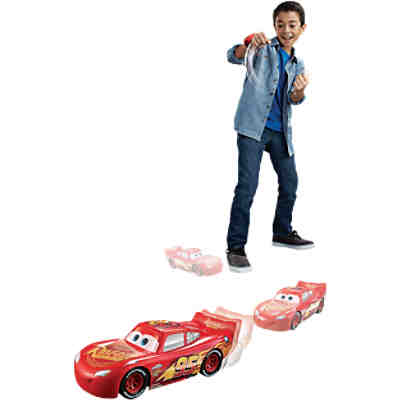 Disney Cars 3 Rennfahrer-Lenkspaß Lightning McQueen (Sounds Only)