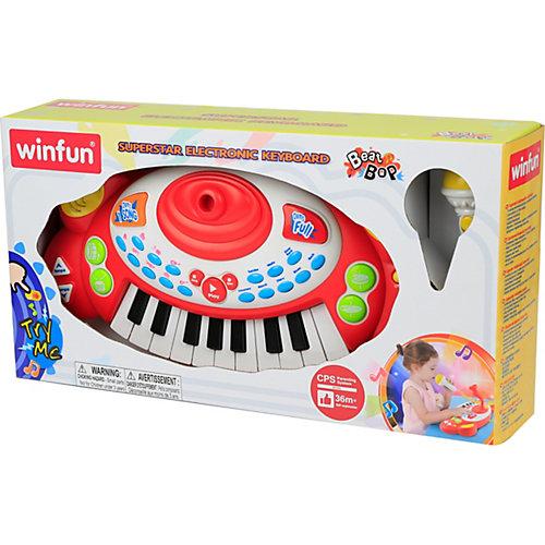 Пианино WinFun Суперзвезда от WinFun