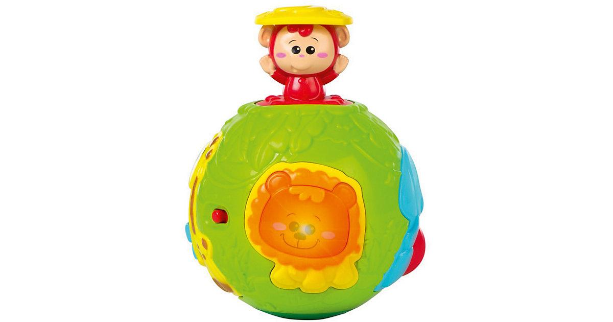 Pop up Affen-Spielball