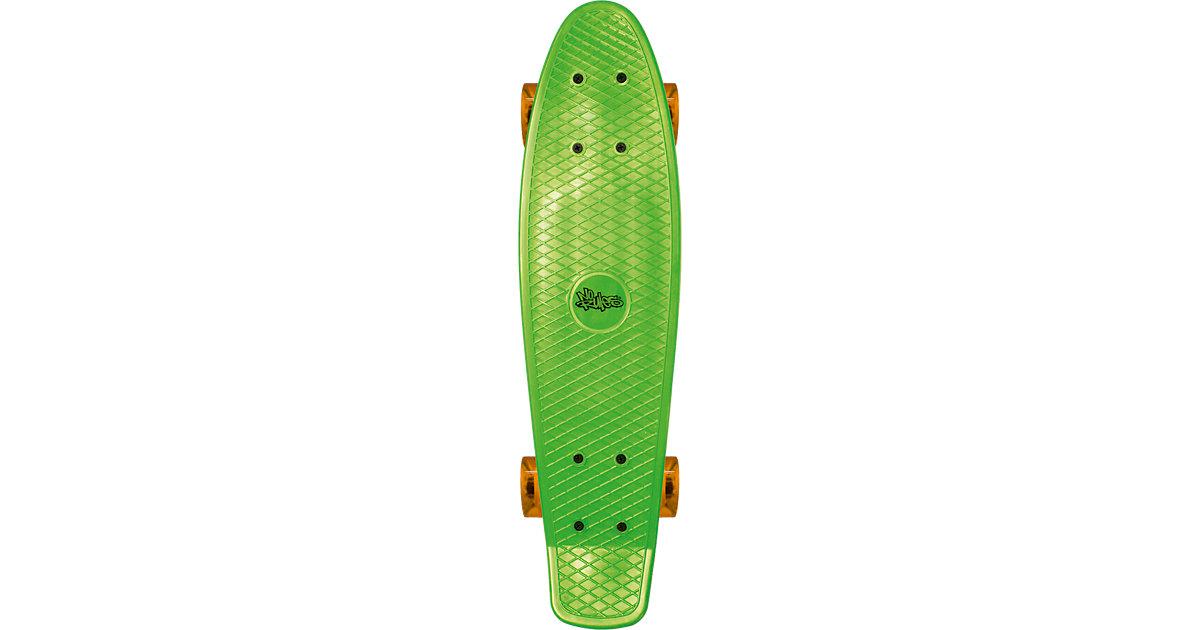 Skateboard Beachboard fun, grün