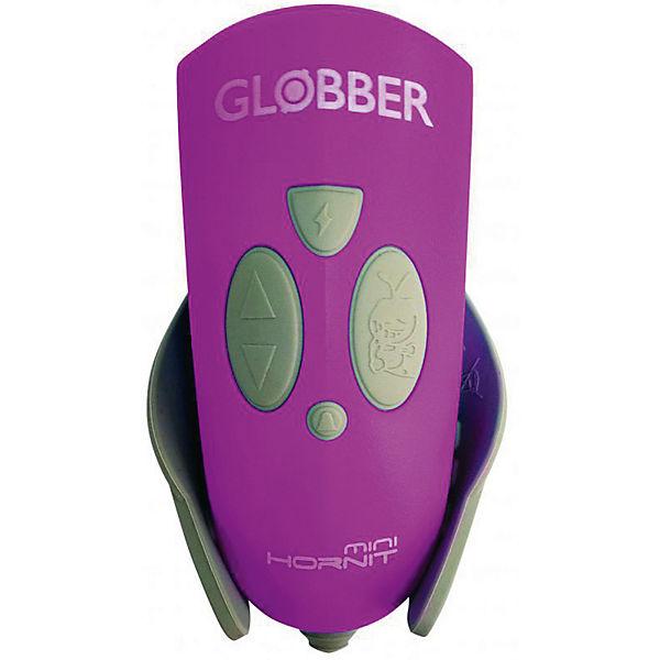 Электронный сигнал Globber «Mini Hornet», розовый