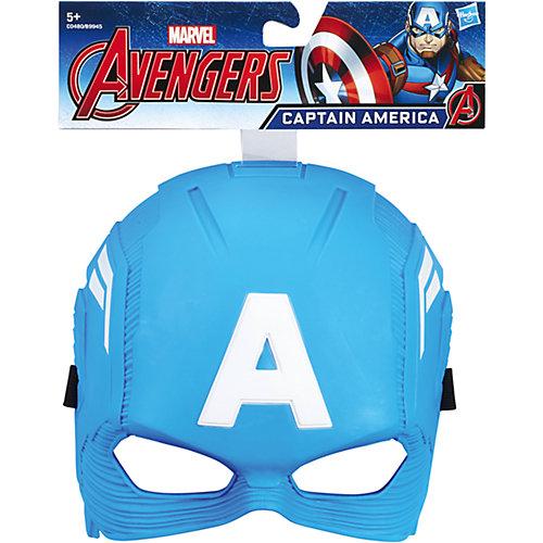 """Маска """"Мстители"""" Капитан Америка от Hasbro"""