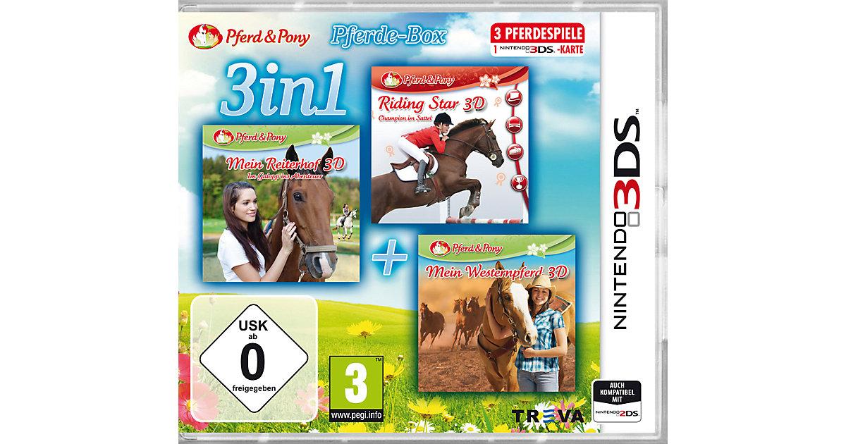 3DS 3 in 1: Das Pferde-Bundle
