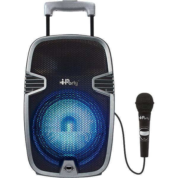 Karaoke Anlage mit Bluetooth und Beleuchtung, LEXIBOOK | myToys