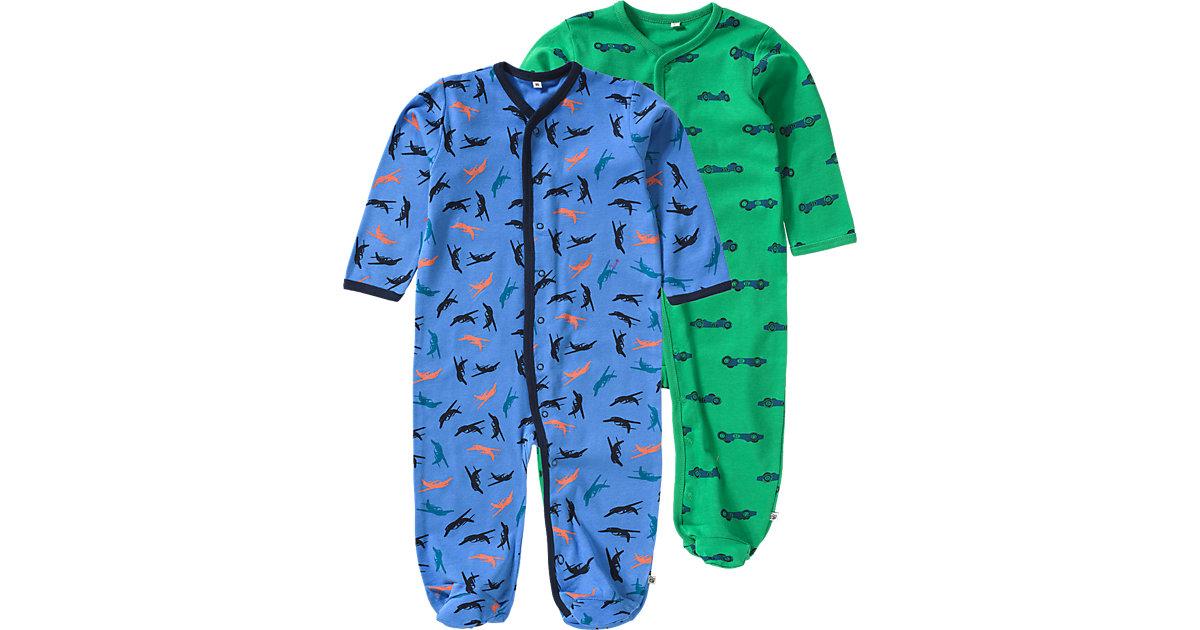 Pippi Langstrumpf · Schlafanzug 2er Pack Gr. 50 Jungen Baby