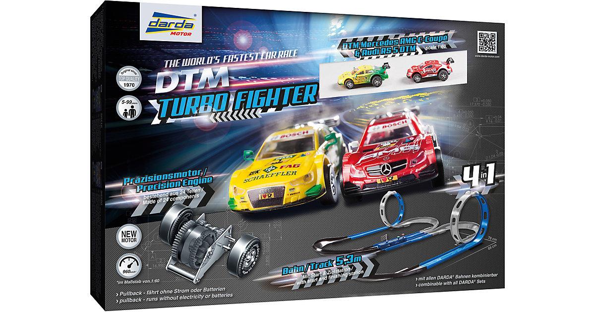 Darda DTM Turbo Fighter + Gratis Sky Racer Ausbauset