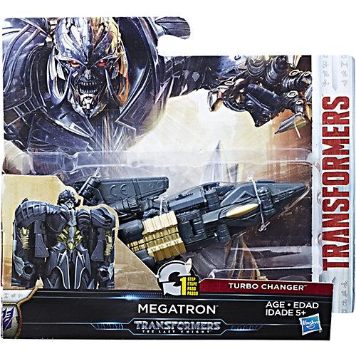 """Фигурка """"Трансформеры 5: Уан-Степ"""" - Мегатрон, 10 см от Hasbro"""