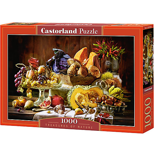 "Пазл ""Дары природы"", 1000 деталей, Castorland от Castorland"