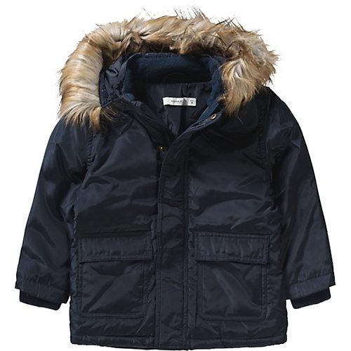 name it Winterjacke NITMARCO Gr. 98 Jungen Kleinkinder | 05713448436366