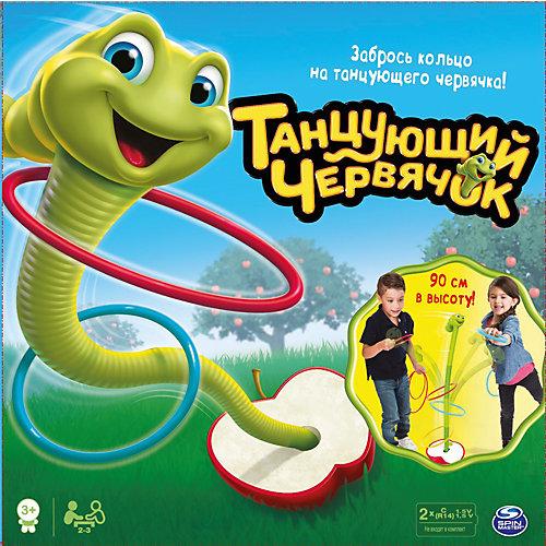 Игра Танцующий червячок Wobbly Worm, Spin Master от Spin Master