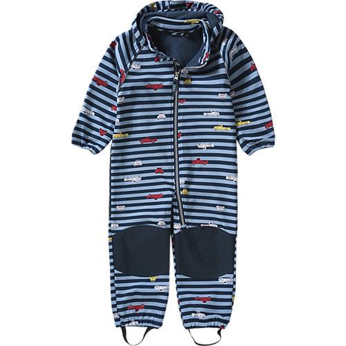 NAME IT Softshelloverall NITALFA Gr. 74 Jungen Baby | 05713449955453