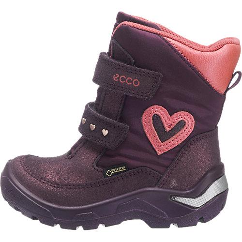 Утеплённые сапоги ECCO - лиловый от ecco