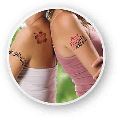 orbis 30309 airbrush tattoo set emoji emoji mytoys. Black Bedroom Furniture Sets. Home Design Ideas