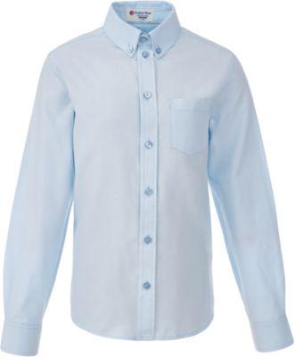 Рубашка для мальчика BUTTON BLUE - голубой