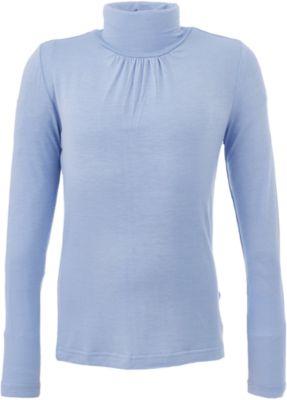 Водолазка для девочки BUTTON BLUE - голубой