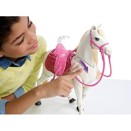 Игровой набор Barbie Кукла и лошадь мечты от Mattel