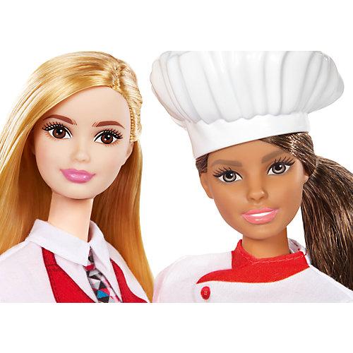 Набор из 2-х кукол Barbie Повар и Официантка от Mattel