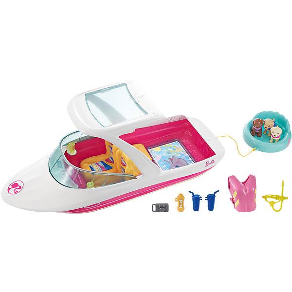 Verwonderend Barbie Magie der Delfine Abenteuerboot, Barbie | myToys CK-82