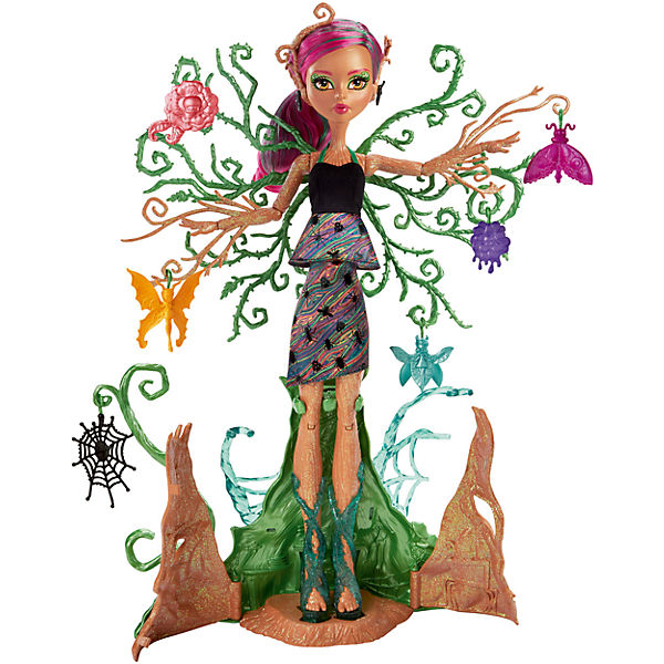 Monster High Garten-Monsterfreundinnen Treesa Thornwillow