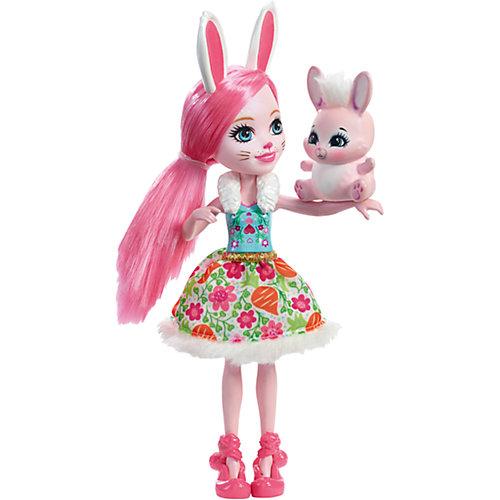 Кукла Enchantimals Кролик Бри Банни от Mattel
