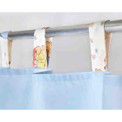 Vorhang Set Winnie Puuh, 130 x 160 cm, Disney Winnie Puuh
