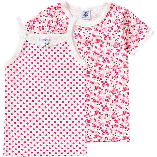Doppelpack Unterhemden Gr. 104 Mädchen Kleinkinder | 03102273151889