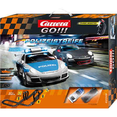 Carrera GO!!! 62349 Polizeistreife
