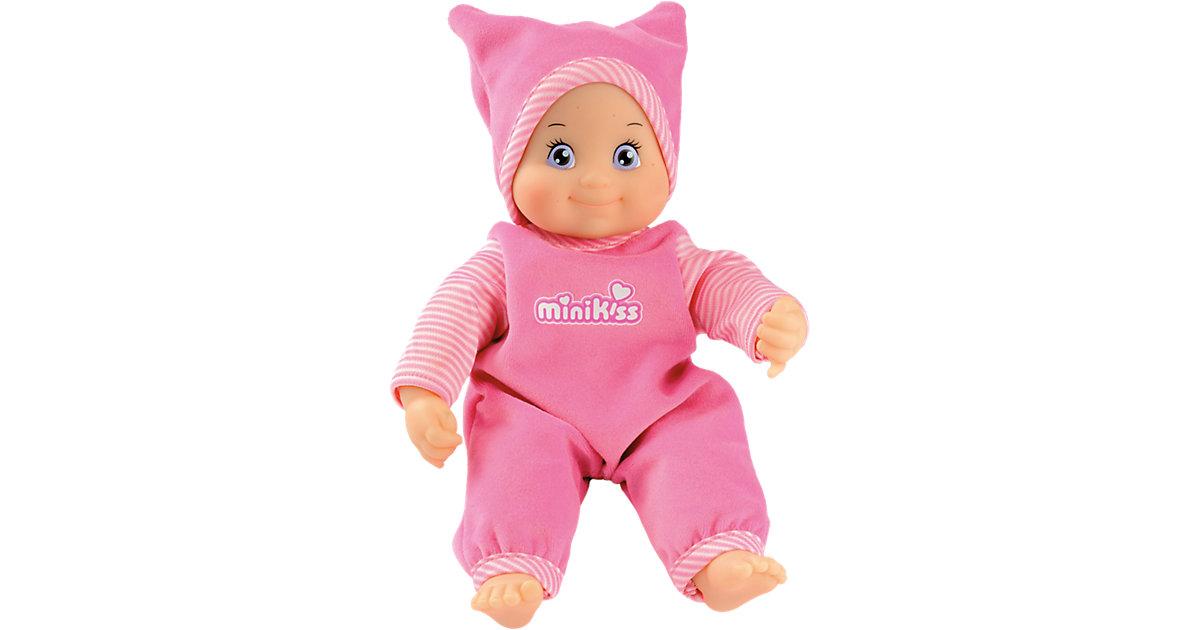 MinikKiss Puppe, rosa