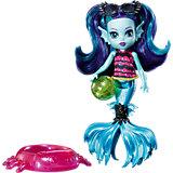 Мини-кукла Monster High «Семья Монстриков» Эбби Блю, 14 см