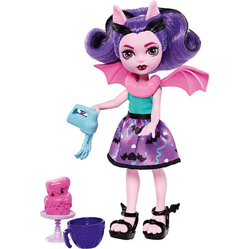 Мини-кукла Monster High «Семья Монстриков» Фанжелика, 14 см от Mattel
