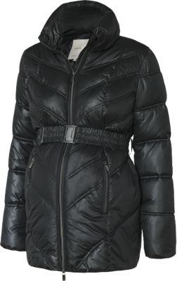 Umstandsmode winterjacke schwarz