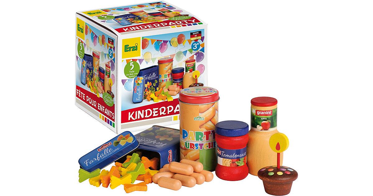 Exklusiv Kinderparty Spiellebensmittel