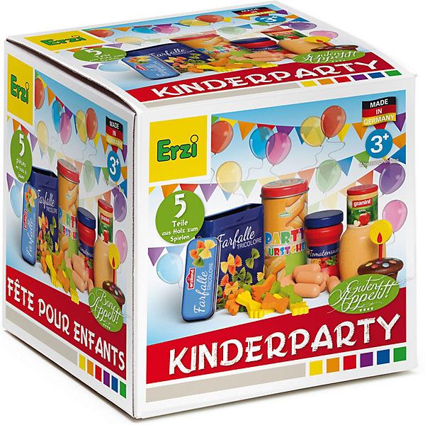 Exklusiv Kinderparty Spiellebensmittel, ERZI IlaxrP