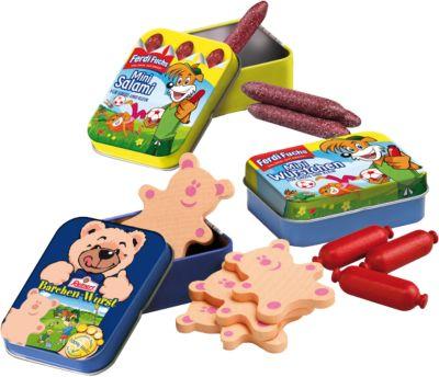 Exklusiv Kinderwurst Sortiment Spiellebensmittel