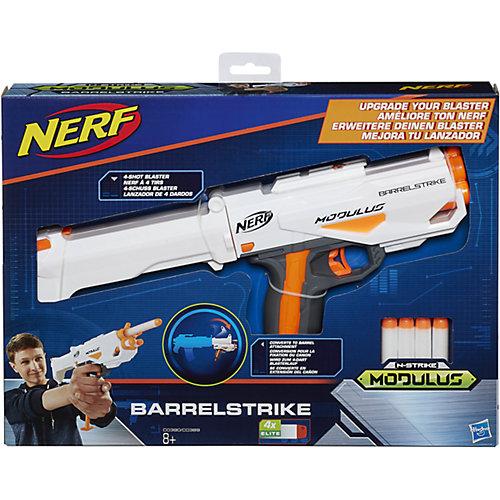 Бластер-аксессуар Nerf Hasbro - Насадка на ствол Модулус Баррелстрайк от Hasbro