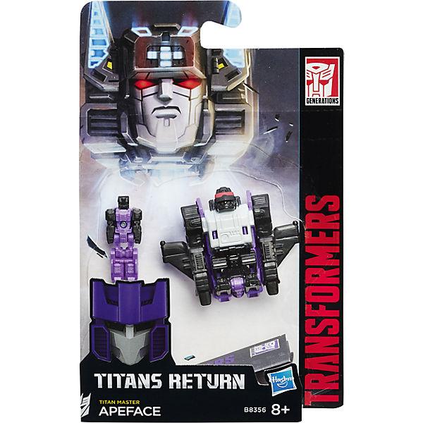 Дженерэйшнс Войны Титанов: Мастера Титанов, Трансформеры, Hasbro, B4697/B8356