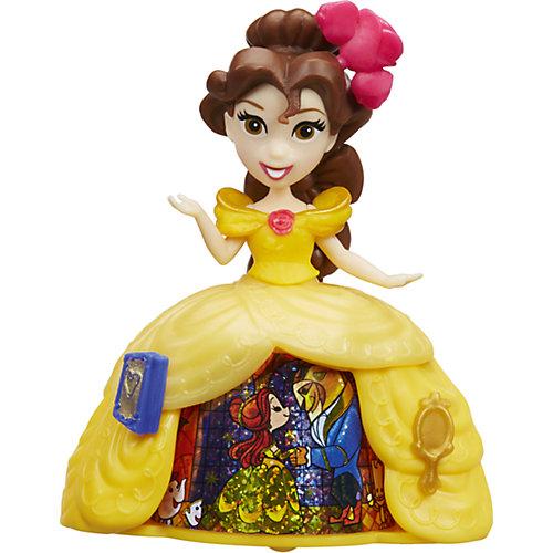 Кукла Принцесса Дисней Бель в платье с волшебной юбкой от Hasbro