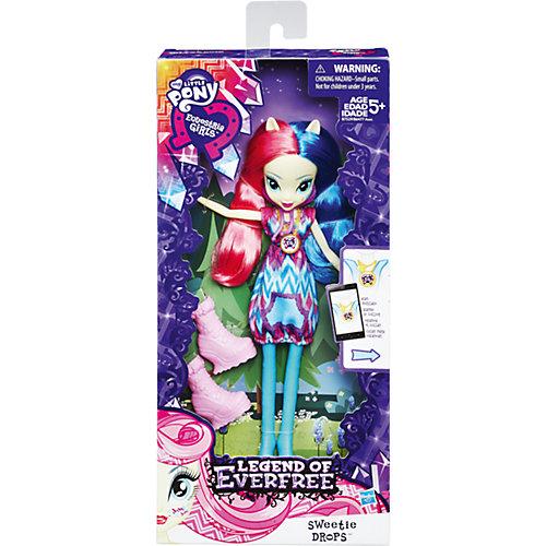 """Кукла Эквестрия Герлз """"Легенды вечнозеленого леса"""" - Свити Дропс от Hasbro"""