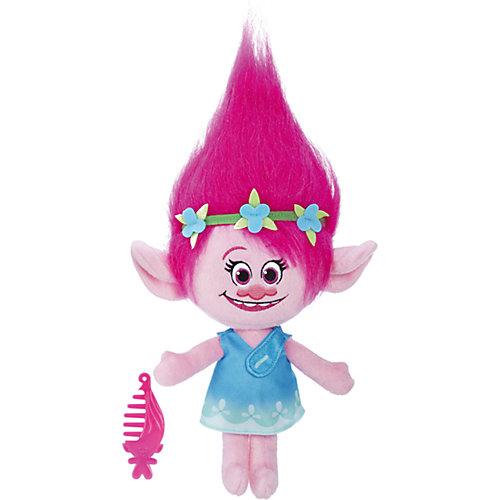 """Мягкая игрушка """"Тролли"""" - Говорящая Поппи, звук, 35.5 см от Hasbro"""