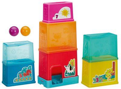 Складная башня, PLAYSKOOL, Hasbro