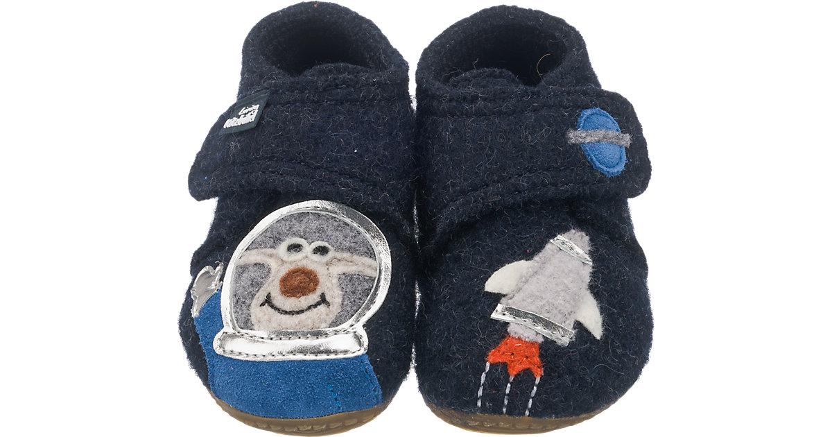 Baby Hausschuhe , Astronaut Gr. 23 Jungen Kleinkinder
