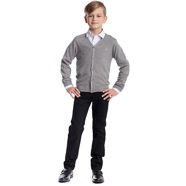 Кардиган трикотажный для мальчика S'cool