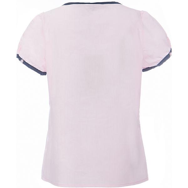 Блузка текстильная для девочки S'cool