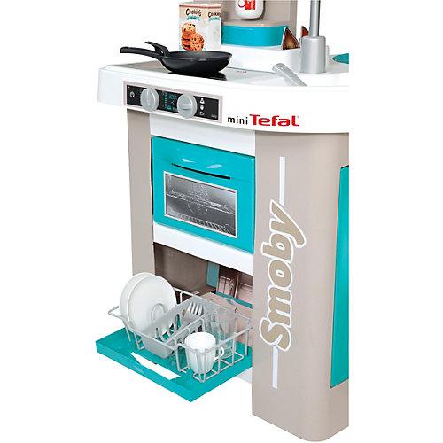 "Электронная кухня Smoby ""Tefal Studio"", 26 предметов от Smoby"