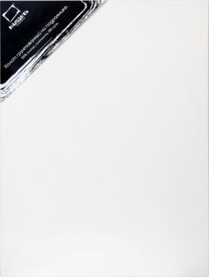 Холст на подрамнике Малевичъ, хлопок 380 гр, 40x60 см