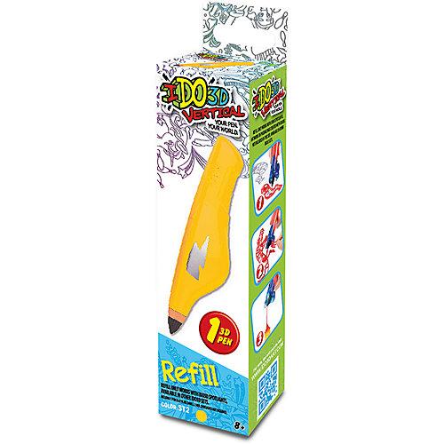 """Картридж для 3Д ручки """"Вертикаль"""", желтый от REDWOOD 3D"""