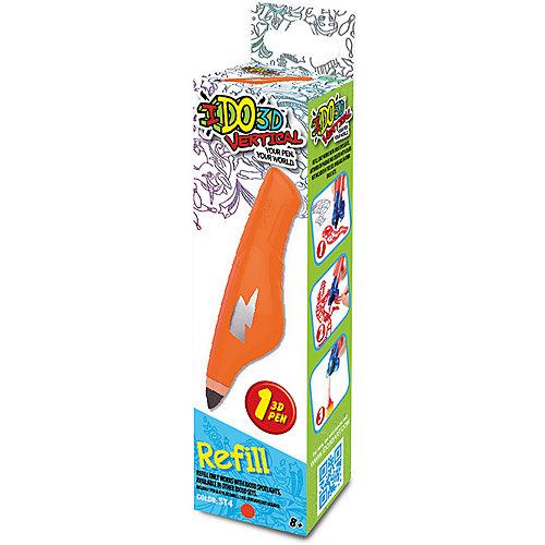 """Картридж для 3Д ручки """"Вертикаль"""", оранжевый от REDWOOD 3D"""
